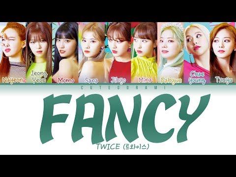 Highlight Medley TWICE 트와이스 - FANCY YOU Color Coded  HANROMENG 가사