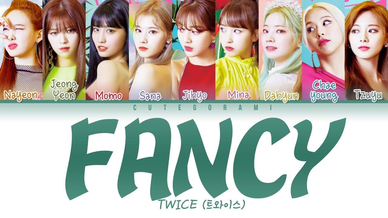 [Album Highlight Medley] TWICE (트와이스) - FANCY YOU (Color Coded Lyrics) [HAN/ROM.ENG 가사]