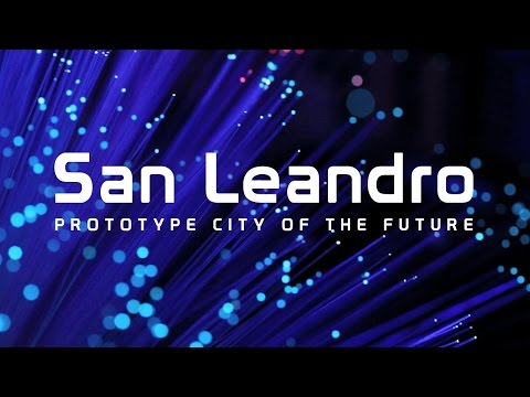 San Leandro: Prototype City of the Future