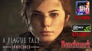 A Plague Tale Innocence PC BenchMark Ultra Settings 2019