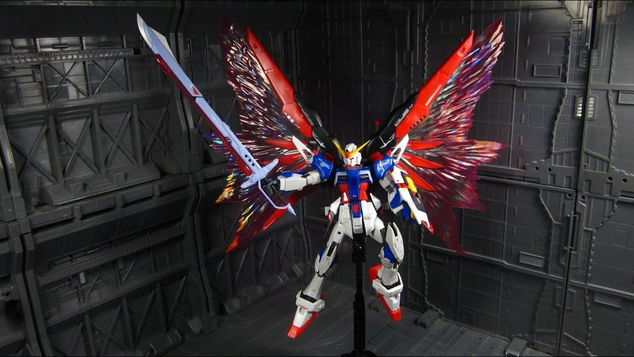 16/11/· RG 1/ Strike Freedom Gundam - I do wish it also has wings of light effect parts like hopefully the wings of strike freedom can make dragon Author: GUNDAM GUY.