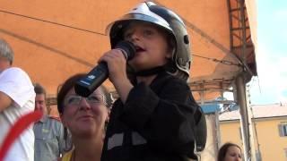 Inno corpo nazionale Vigili del Fuoco cantato da una bambina
