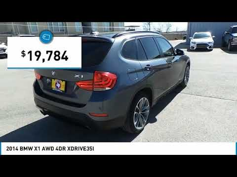2014 bmw x1 san angelo texas c19254a youtube. Black Bedroom Furniture Sets. Home Design Ideas