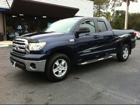 2011 Toyota Tundra 2WD Truck At Autoline Preowned For Sale Used Test Drive  Review Jacksonville