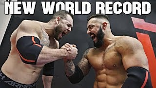 New World Record & Deeptalk (Haters, Vegans...)