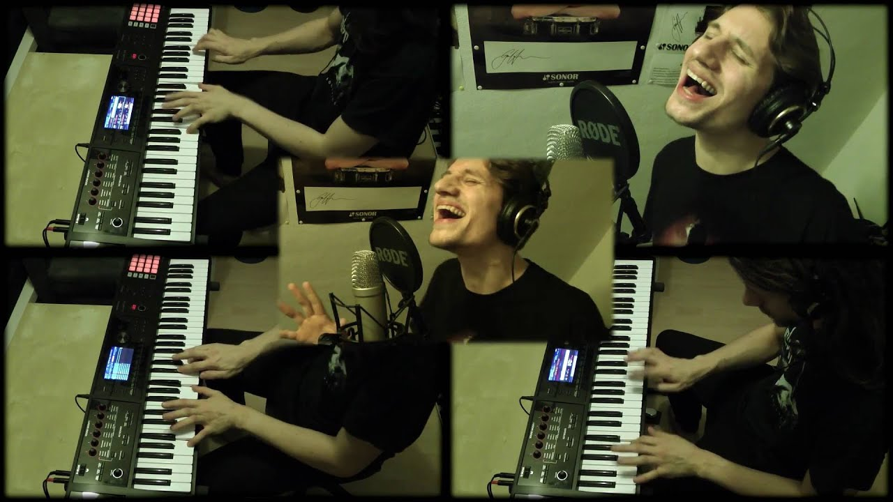 haken-bound-by-gravity-cover-by-christoph-patzak-notes-lines-covers