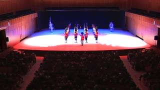 Coldstream Guards Band and Pipes and Drums of the Royal Scots Dragoon Guards second half