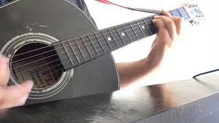 Purple Haze Jimi Hendrix Guitar Cover Acoustic