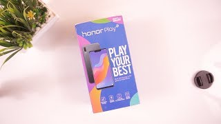 Honor Play Unboxing & First Impressions (Budget Gaming Phone) [Urdu/Hindi]