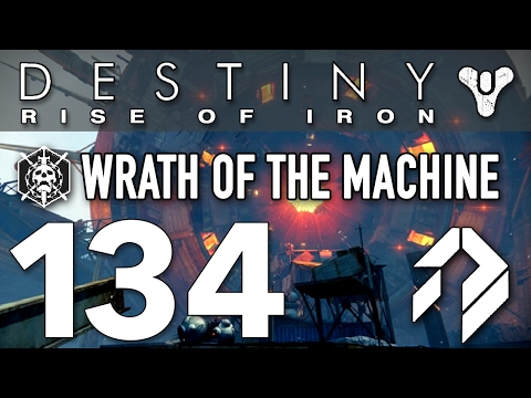 Foundry Spinners [Wrath of the Machine] - Destiny: Rise of Iron ep. 134