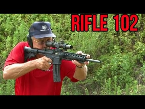 How to speed shoot a Rifle with world record shooter, Jerry Miculek (drills & equipment)
