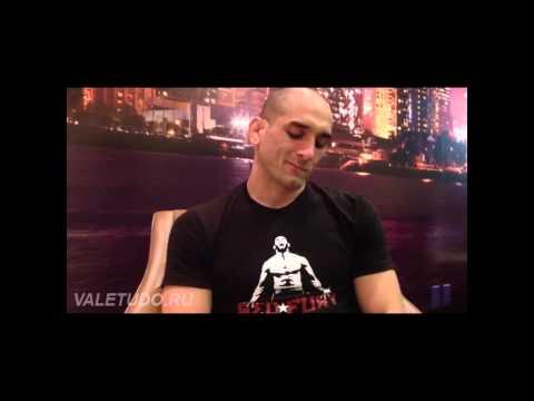 Адлан Амагов, интервью после боя с Китом Берри, ValeTudo.ru