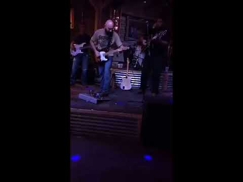 """""""Yesterdays Wine"""" cover by Justin Wells & The Avery Glenn Crabtree Band"""