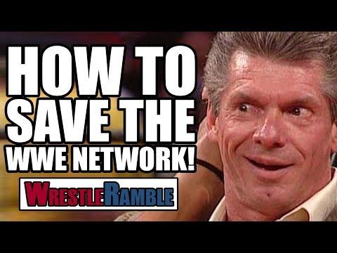 How To Save The WWE Network! Okada vs. Omega III! | WrestleRamble