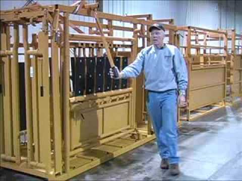 Sioux Steel Working Equipment Part 1 | LivestockShed.com
