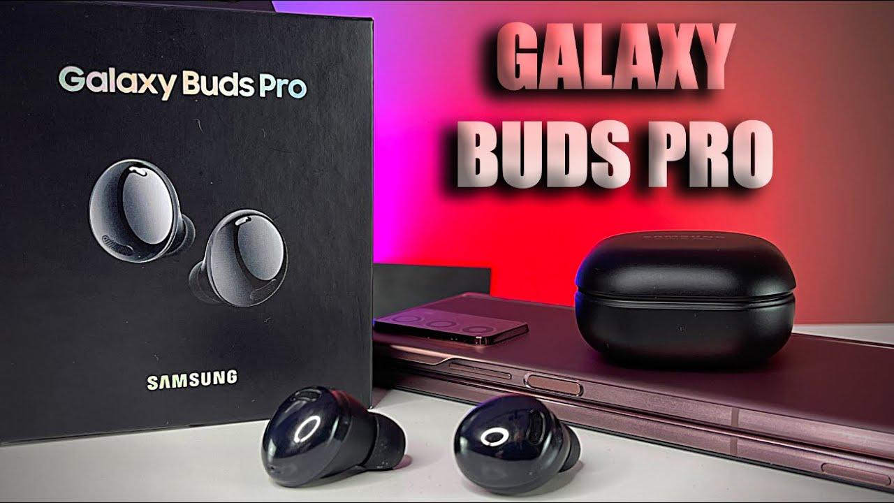 Có cả clip trên tay Samsung Galaxy Buds Pro