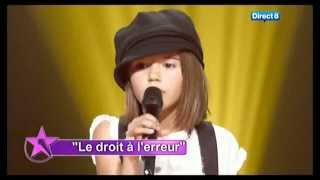 Ecole des stars2 4 Juliette Le Droit à l'Erreur