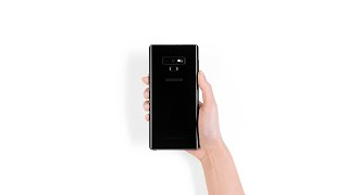How to Apply a dbrand Galaxy Note 9 Skin