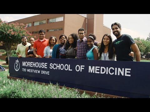 Morehouse School of Medicine Power of Possible Scholarship Campaign