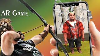 Latest AR Game