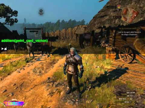 how to add swallow potion witcher 3 consloe code