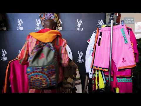 I Run Jhb Is Making Traditional Wear Relevant To Young South Africans Youtube