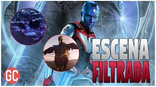 AVENGERS 4: ENDGAME Nueva FILTRACIÓN Oficial - El Plan De Los Vengadores Para Derrotar A Thanos
