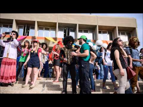 Purim and Holi Celebrations at Ben-Gurion University of the Negev