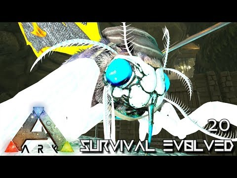 ARK: ABERRATION - MOTHRA BOSS & REAPER HUNT !!! E20 (PUGNACIA MOD ARK: SURVIVAL EVOLVED)