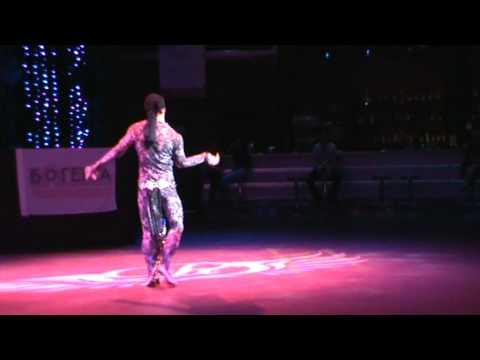 LUXOR  MALE bellydance show 22