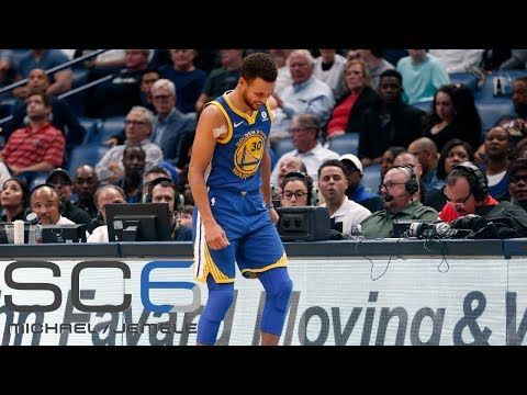"""Golden State Warriors are being """"extra cautious"""" with Stephen Curry's ankle 