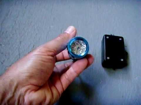 Camera Detector & Remote Control
