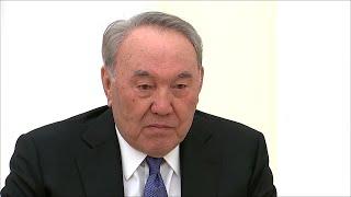 Коронавирус обнаружен у первого президента Казахстана Нурсултана Назарбаева