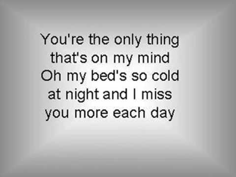 Lost without you-Delta Goodrem (Lyrics)