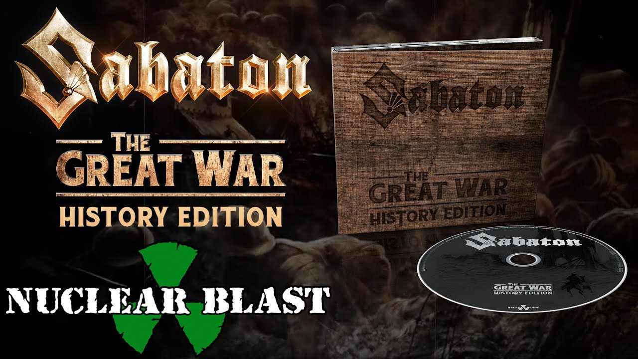 SABATON - The Great War 19/07/2019 - Page 3 Maxresdefault