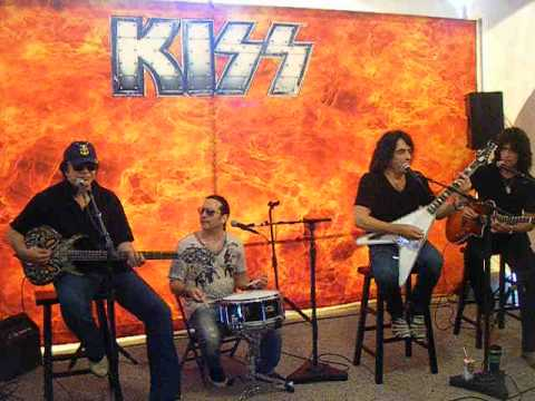 KISS - Sure Know Something - Meet and Greet  Private Set Tampa, FL 7-28-2012