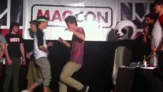 Repeat youtube video NASHVILLE MAGCON DANCE BATTLE