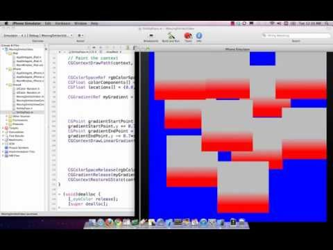 iOS Development Course Fall 2010 Lecture 20 - Quartz 2D / Core Graphics (Part 2)