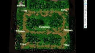 [Warcraft] Tutoriel pour Créer des IA MOBA ( GUI de Déclenchement )