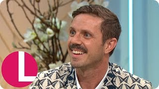 Scissor Sisters Star Jake Shears on Anxiety, Shaking Up His Life and Kylie Minogue | Lorraine