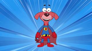 rat a tat  doggie don turns giant super man  chotoonz kids funny cartoon videos