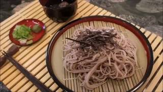 How to Make Zaru Soba and Mentsuyu Sauce (Easy Recipe) ざるそばとつゆの作り方