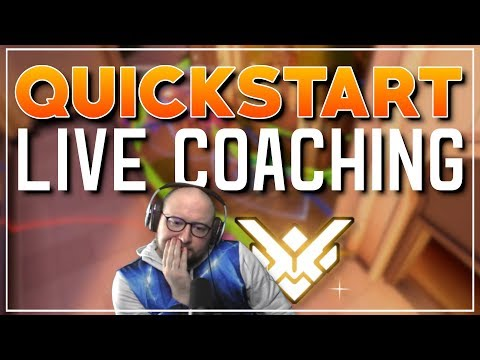 Jayne Live Coaching of Team Quickstart (Grandmaster)