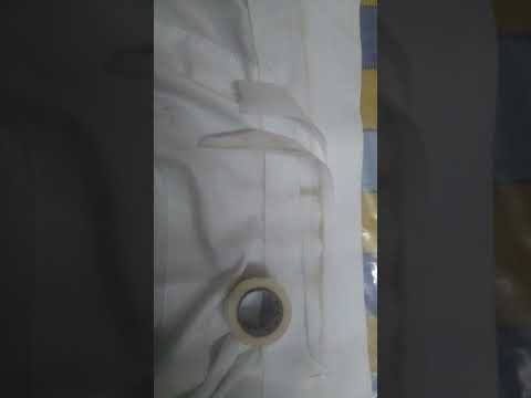 How to keep your collar of white shirt clean