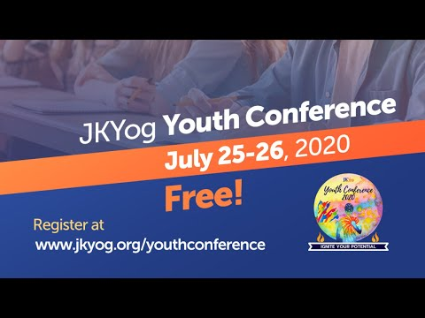 jkyog-youth-conference- -#igniteyourpotential- -find-your-inner-changemaker