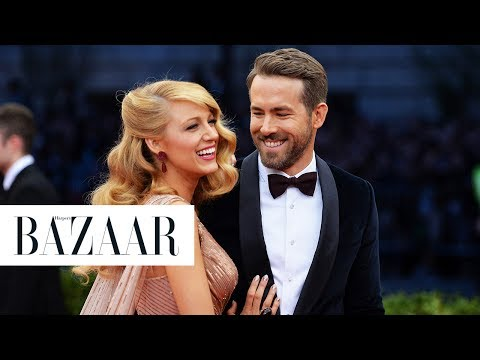 The Real Life, Rom-Com, Love Story of Blake Lively and Ryan Reynolds