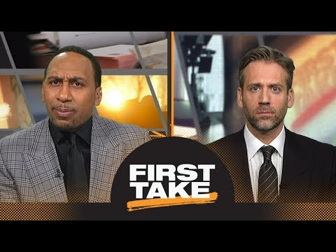 Stephen A. and Max debate if LeBron James has gotten better with age   First Take   ESPN