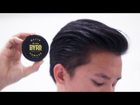 'The Dirty' Byrd Matte Pomade Review -- Tough Texture