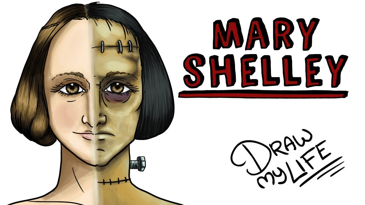 Download MARY SHELLEY   Draw My Life de la creadora de Frankenstein