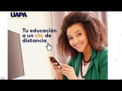 Inducción al Campus Virtual UAPA